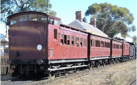 Victorian Colonial Express