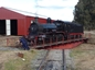 The D3 turning on Castlemaine Turntable for the first time.