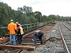 Sleeper replacements - Forest Creek Bridge - N.Mauger July 2010