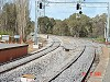 A view towards Melbourne showing the Fastline complete - W.Maylor