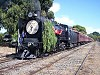 K160 at Maldon Castlemaine Official Opening Day Train  - 20 March 2005
