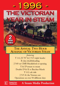 1996 The Victorian Year in Steam
