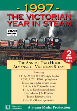 1997 The Victorian Year in Steam