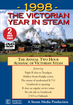 1998 The Victorian Year in Steam