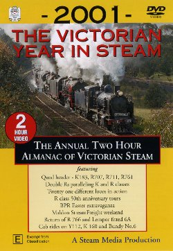 2001 The Victorian Year in Steam