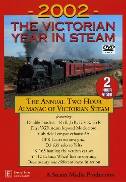 2002 The Victorian Year in Steam