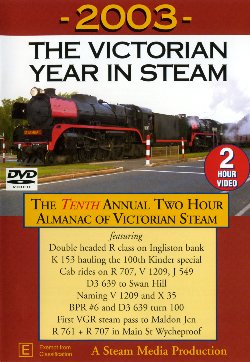 2003 The Victorian Year in Steam