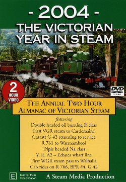 2004 The Victorian Year in Steam