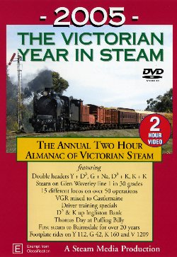 2005 The Victorian Year in Steam