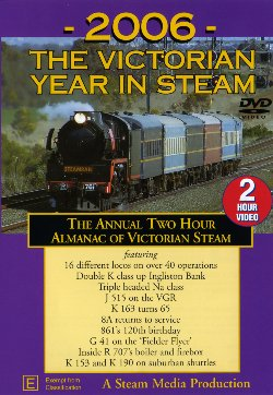 2006 The Victorian Year in Steam