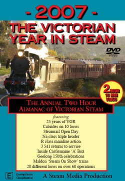 2007 The Victorian Year in Steam