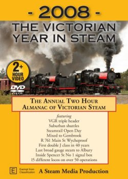2008 The Victorian Year in Steam