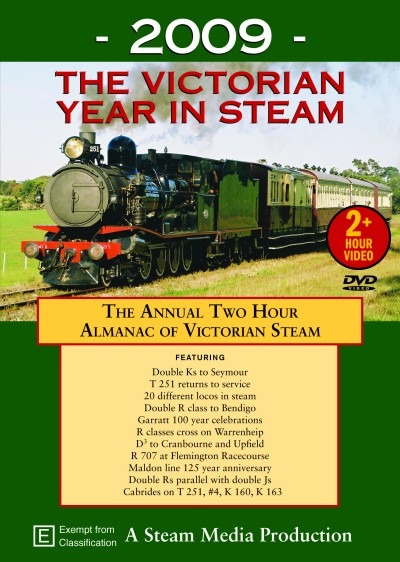 2009 The Victorian Year in Steam