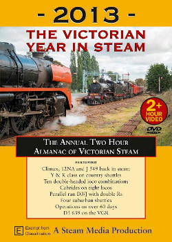 2013 Victorian Year in Steam