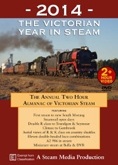 2014 Victorian Year in Steam