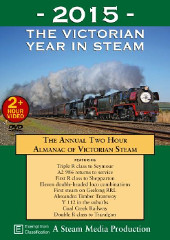 2015 Victorian Year in Steam
