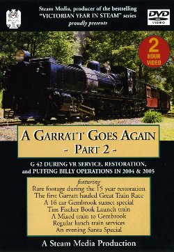 A Garratt Goes Again - Part 2