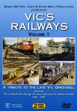 Vic's Railways Vol 1