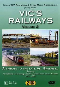 Vic's Railways Vol 2